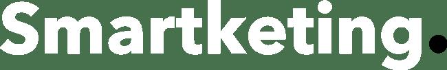 Smartketing Logo Blanco Negro